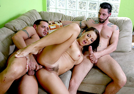 MILF Maria Bellucci Crammed From Both Ends